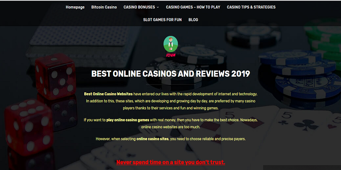 Best Online Casinos and the Systems Myth