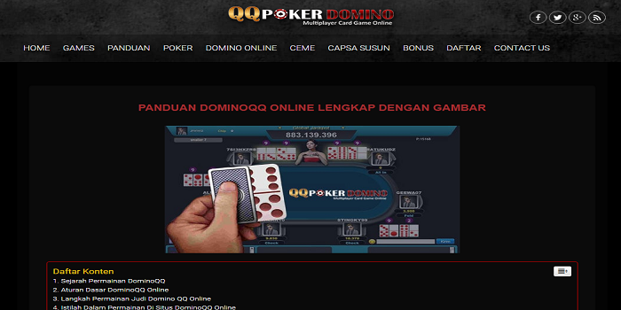 Network Of Online Poker Games