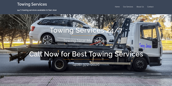 Towing Service Automotive