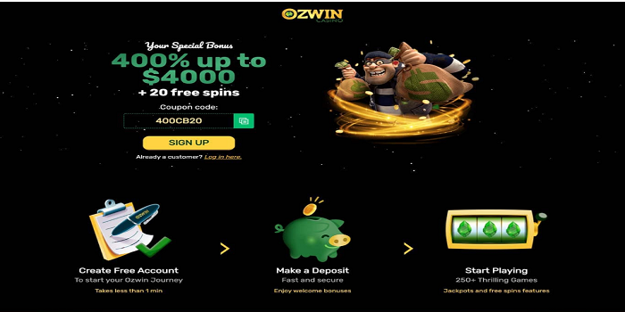 Ideal USA Gambling Sites – Top Gambling Sites Accepting ozwin casino
